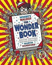 Where's Waldo? the Wonder Book: Deluxe Edition (Hardback or Cased Book)