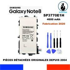 BATTERIE ORIGINALE SAMSUNG SP3770E1H GALAXY NOTE 8.0 SERIE 4600mAh 17,25Wh OEM