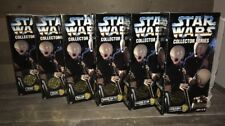 STAR WARS CANTINA BAND MEMBERS SET OF 6 COLLECTOR SERIES 12 INCH ACTION FIGURES