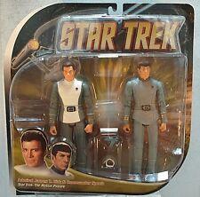 Star Trek Admiral Kirk & Commander Spock The Motion Picture Action Figure Set