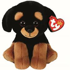 Ty Beanie Babies 42250 Trevour the Rottweiler Dog