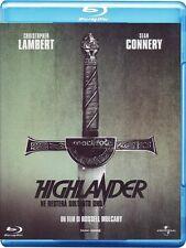 HIGHLANDER - Blu-Ray Disc -