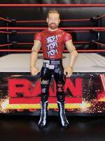 Sami Zayn - Basic Series - WWE Mattel Wrestling Figure
