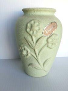 Vintage Australian Raynham Pottery - Mid Century Modern - Textured Vase