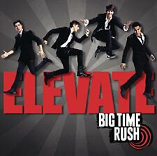 Elevate [Audio CD] Big Time Rush
