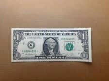 $1 US. 2013 Star Note. Low serial #, 00044035. Chicago FED. Gem Cu. Nice Note!!!