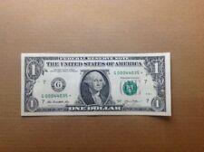 $1 US. 2013 Star Note. Low serial #, 00044035. Chicago FED. 1st. Run. Gem Cu.