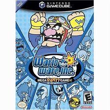 *NEW* Wario Ware Inc Mega Party Games - Gamecube