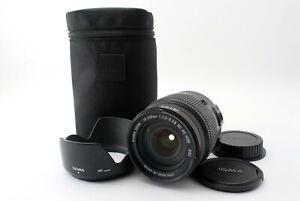 Sigma 18-200mm f/3.5-6.3 II HSM OS AF DC Lens 882101 For Canon [Near mint] Japan