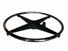 """Oajen 18"""" aluminum foot ring for drafting stool, for chair with 2"""" gas cylinder"""