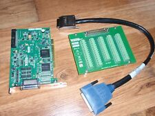 NATIONAL INSTRUMENTS NI PCI-6229 + BOARD NI CB-68LP + CABLE NI SHC68-68-EPM