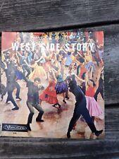 LUIS MARIANO West side story BERNSTEIN   VISADISC 226 Musique Du Film