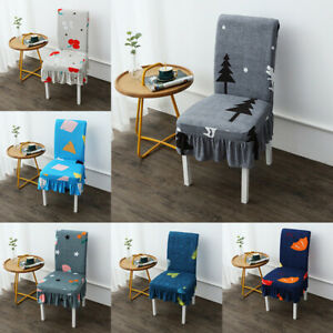 Chair Cover Strench Banquet,restaurant Chair Decor Bench Seat Covers Home 1PC