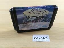 de7542 Populous Mega Drive Genesis Japan