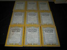 1940S NATIONAL GEOGRAPHIC MAGAZINE LOT OF 31 - VINTAGE COCA-COLA ADS - NG 2