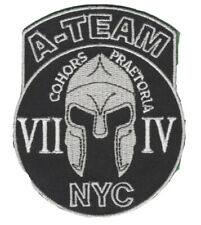 """NYPD New York City Police Emergency Service Unit """"A-Team""""Patch."""