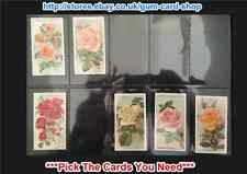 WILLS - ROSES (A SERIES OF 50) 1912 (G) ***PICK THE CARDS YOU NEED***