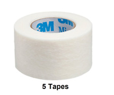 "3M Micropore Surgical Paper Medical Tape 1/2"", 1"", 2"" x 10yds 1-100 rolls 1530"
