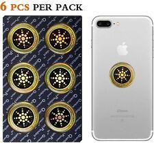 Emf Proteccion Cell Phone 6 Per Box Gold Or Silver