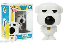 Family Guy Brian Griffin Pop! Funko animation Vinyl figure n° 32