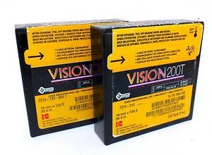 ✮ Kodak Vision 200T16mm Farbnegativ-Film 2x 30.5m/100ft  //vom Händler!