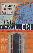 The Voice of the Violin by Andrea Camilleri (Paperback) New Book