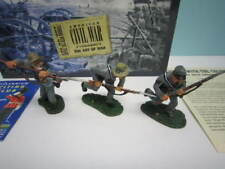 """W. BRITAIN 1:32 SCALE CIVIL WAR """" FOWARD WITH THE COLORS ADD-ON SET """" 17294"""