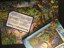 Ravensburger Puzzle, 200 XXL pcs, Ages 8+, DINOSAURS: REALM OF THE GIANTS, Used