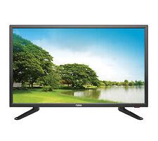 "NEW 24"" TFT LED LCD WIDESCREEN SLIM HDTV ATSC TV TUNER USB HDMI 12V CAR CORD"