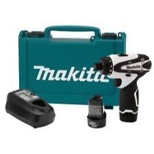 MAKITA FD01W - 12V Max Driver Drill Kit 1/4
