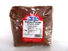 Kakao Pulver schwach entölt Schokolade 1 kg