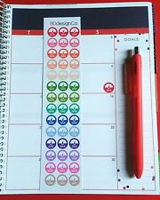 42 Gas Planner Stickers for All Types of Planners (#136)