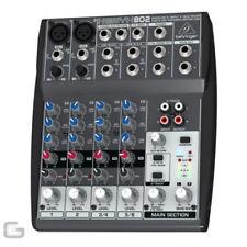 Mezcladores analógico para DJ y espectáculos 8 canales