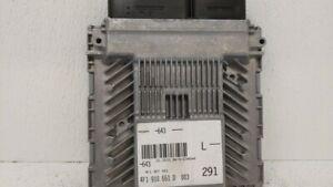 2011 Audi A6 Engine Computer Ecu Pcm Ecm Pcu Oem 4f1 910 551 D 72059