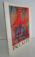 PAUL KLEE by Katalin de Walterskirchen, 1975 1st Ed, Illustrated