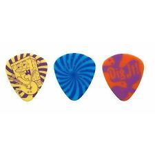 SPONGEBOB SQUAREPANTS GUITAR PICKS - NICELODEON - HARD TO FIND NEW/SEALED