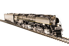 BROADWAY LIMITED 5820 HO UP Challenger 4-6-6-4 3977 Museum Oil w/ wings Paragon3