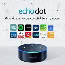 New Amazon Echo Dot 2nd Generation Wireless Smart Speaker with Alexa - Black
