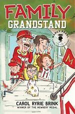 Nancy Pearl's Book Crush Rediscoveries: Family Grandstand by Carol Ryrie...