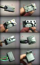 Assorted Mercedes W126 W123 W124 W201 Female Plug Connectors (Each)
