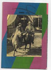 GOLD KEY COMICS  BONANZA  4  1963 PHOTO COVERS  FRONT AND BACK  TV