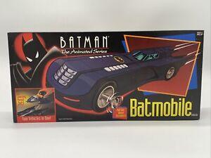 1992 Batman the Animated Series Batmobile New In Original Box