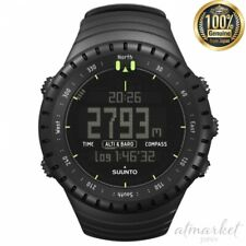 SUUNTO SS014279010 Watch Core All Black Men's Digital genuine from JAPAN