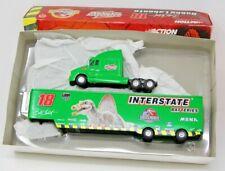 Bobby LaBonte #18 Interstate Batteries Jurassic Park III Nascar 2001 Hauler