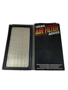 Flag A5058 Air Filter fits Ford Taurus, Ranger, Mercury Sable, Mazda B3000/4000