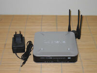 Cisco WRVS4400N Wireless-N WIFI Gigabit Security Router Access Point WiFi V1.1