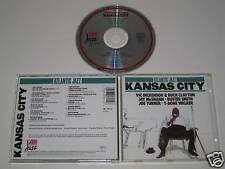 ATLANTIC JAZZ/KANSAS CITY (ATLANTIC 781 701-2) CD ÁLBUM