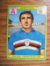 FIGURINE CALCIATORI PANINI 1968/69 SAMP FRANCESCONI A