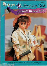 101 FASHION DOLLHOUSE & INTERIOR DESIGN TIPS - THE NEEDLECRAFT SHOP