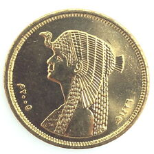 2005 Egypt Cleopatra Uncirculated 50 Piasters Coin